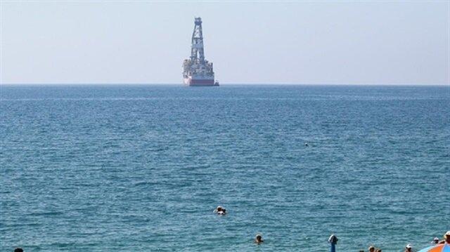 'Akdeniz'in her yerinde doğalgaz var'
