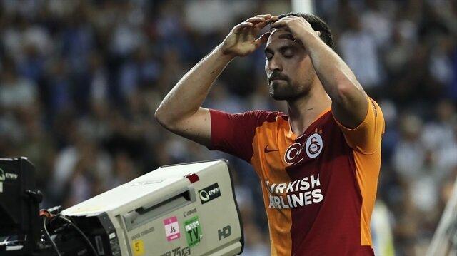 Galatasaray fırsat tepti