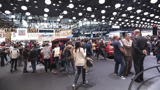 2018 Paris Otomobil Fuarı kapılarını açtı