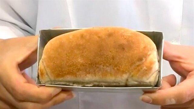 Sonunda bu da oldu! Hamam böceğinden ekmek ürettiler
