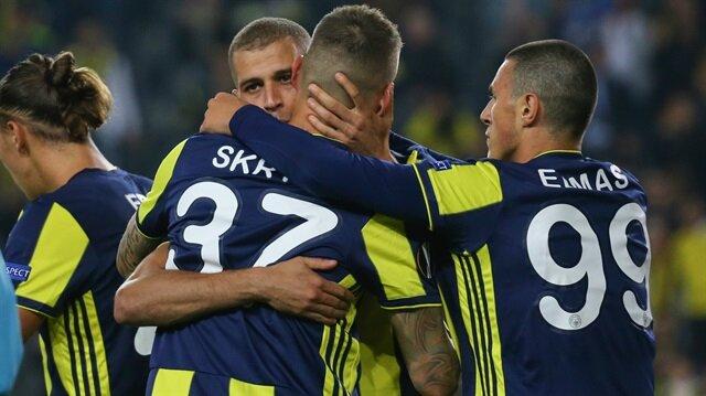 Fenerbahçe Islamla güldü 2-0 (Maç özeti)