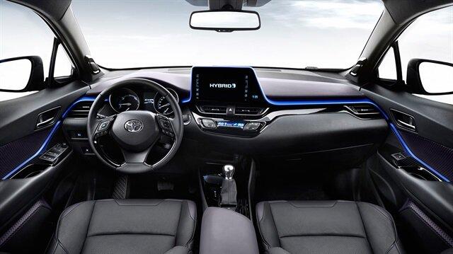 Avrupa'daki 2 milyonuncu Toyota hibrit Sakarya'dan