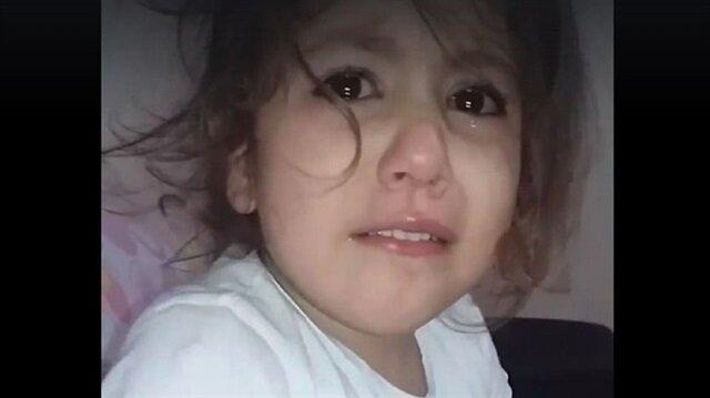 Batman'daki şehitler için ağlayan küçük kız herkesi duygulandırdı