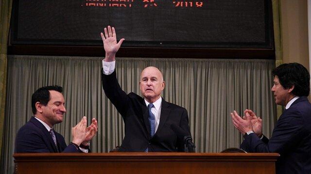 Türkiye karşıtı tasarı ABD California Valisi Brown tarafından veto edildi