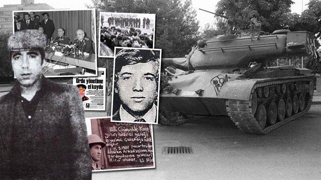 12 Eylül darbecilerinin ilk idamları: 'Soldan' Necdet, 'sağdan' Mustafa