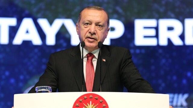 Cumhurbaşkanı Erdoğan'dan Afrika'ya milli para çağrısı