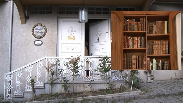 İstanbul Kitaplığı dijitalleşiyor