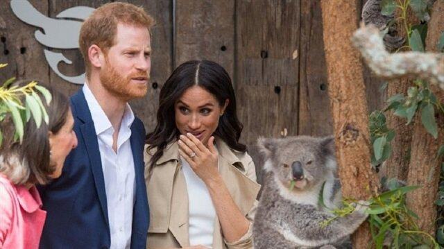 Meghan Markle ve Prens Harry'e gelen ilk bebek hediyesi şaşırttı