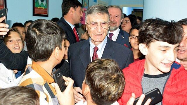 Nobel ödüllü Prof. Dr. Aziz Sancar en büyük hayalini açıkladı