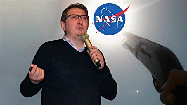 Türk bilim insanı Yıldız öğrencilere NASA'dan seslendi