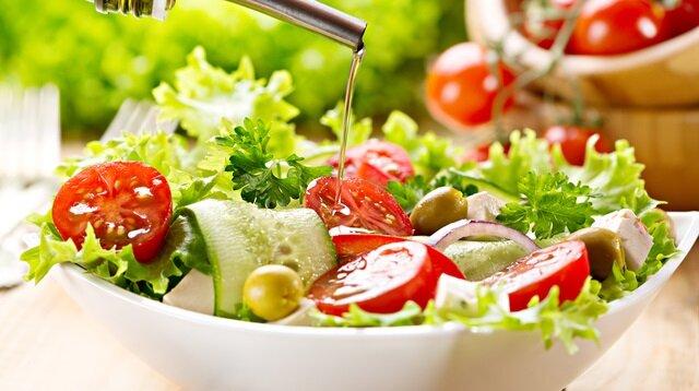 Sağlıklı salata yapmanın 7 önemli kuralı