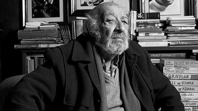 Ara Güler Picasso'yu da çekti Aşık Veysel'i de