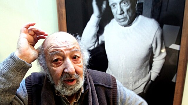 Fotoğraf ustastı Ara Güler'in en özel kareleri