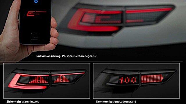 Volkswagen'den görülmemiş LED hamlesi