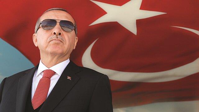 Erdoğan en etkili Müslüman
