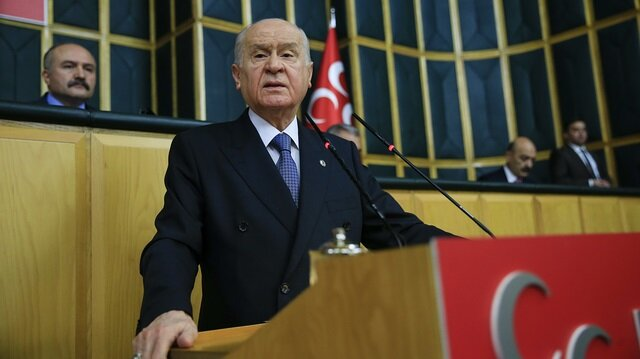 MHP lideri Bahçeli: Herhangi bir ittifak arayışımız artık kalmamıştır