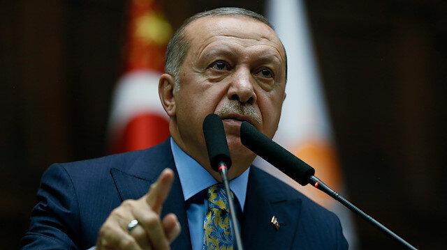 Cumhurbaşkanı Erdoğan: Bu arkadaşlar aday adayı olarak bile karşımıza gelmesin