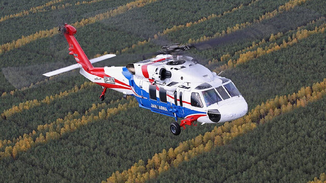 Jandarmanın envanterindeki helikopterler ve özellikleri