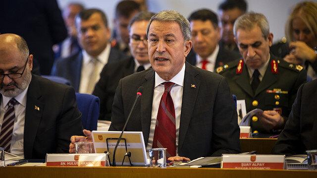 Milli Savunma Bakanı Akar: Tek tip askerlik geliyor