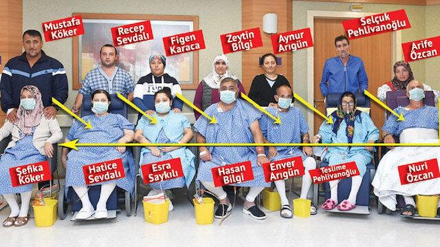 Türkiye'nin en harika 7 insanı