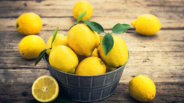 Kış aylarında bol bol limon tüketmeniz için 7 sebep