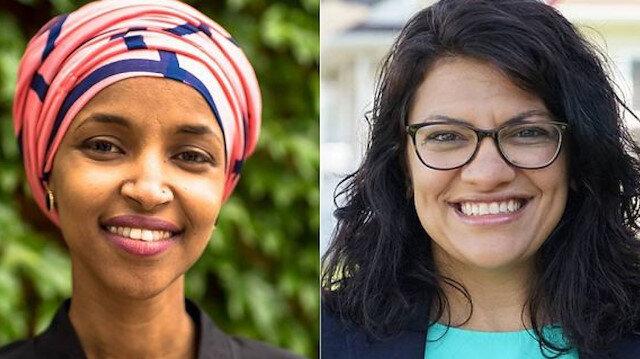 ABD Temsilciler Meclisinin en özel adayları: Rashida Tlaib ve Ilhan Omar