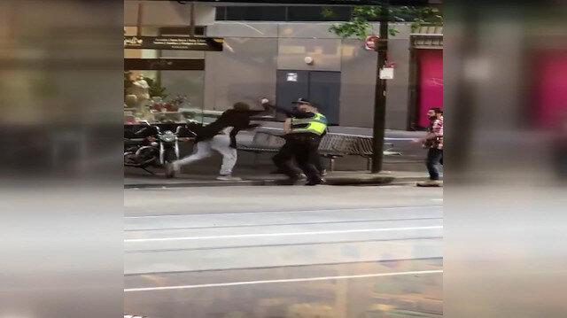 Avustralyada bıçaklı saldırı: 1 ölü 2 yaralı