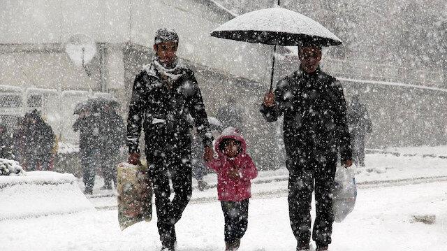 Meteoroloji'den kışlıkları çıkarın uyarısı