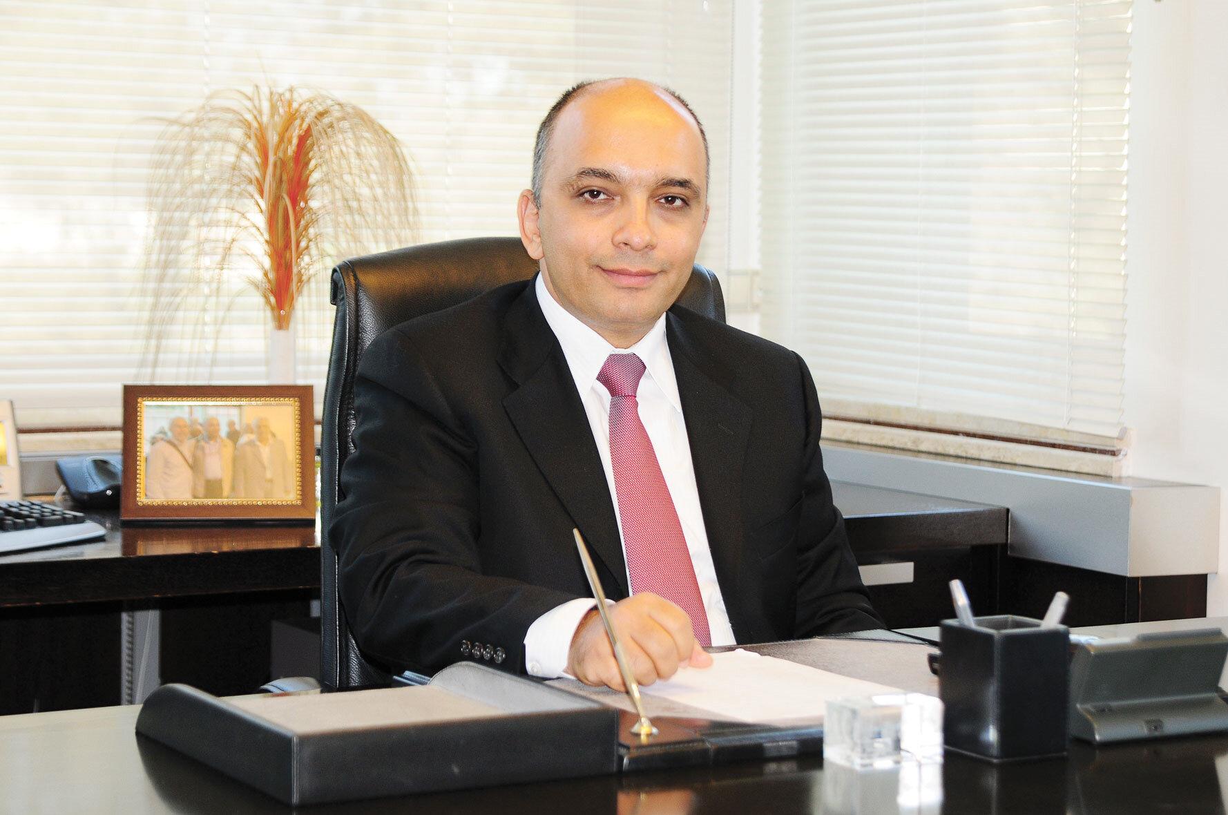 GÜNYAĞDER Başkanı Hüseyin Nuri Çomu