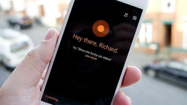 Microsoft Cortana'nın iPhone uygulaması kullanıma sunuldu