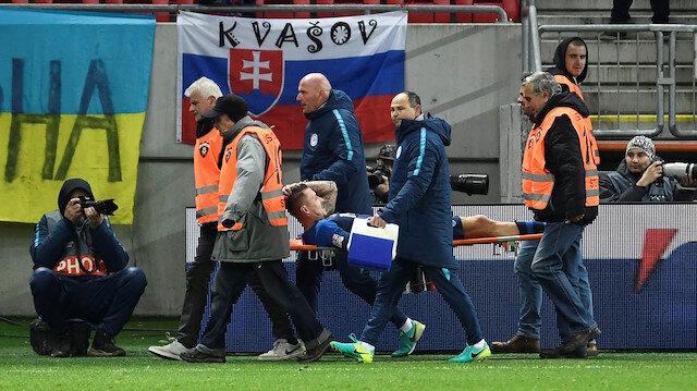 Trabzonspor'da Kucka endişesi