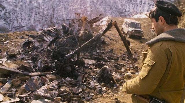 Azerbaycan'ın en parlak simalarının öldürüldüğü sabotaj