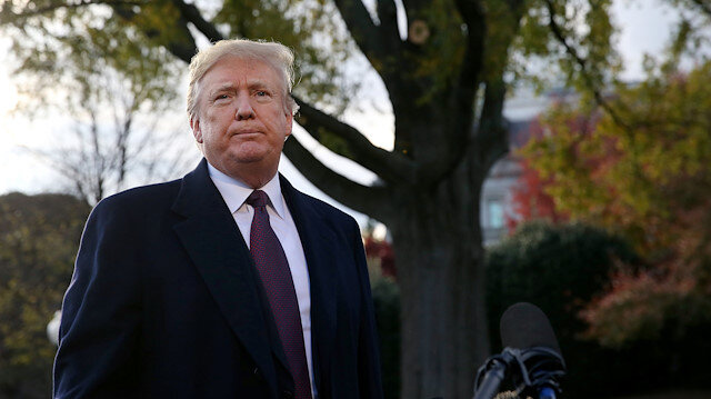 Trump'tan Arabistan'a 'teşekkür'