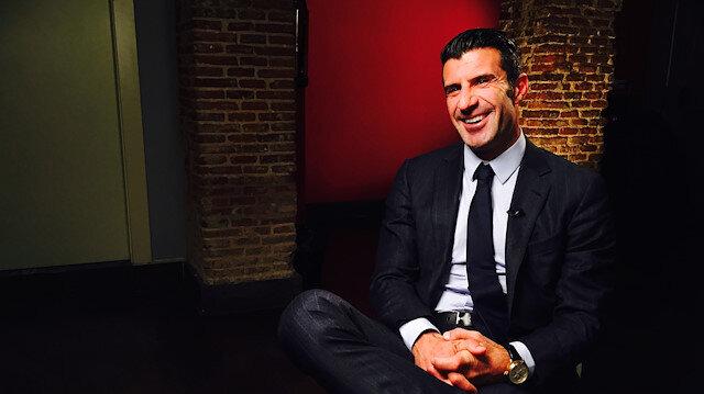 Luis Figo'dan Türkiye açıklaması