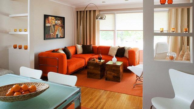 Misafirlerinizi hayran bırakacak birbirinden şık oturma odası ve salon dekorasyon önerileri