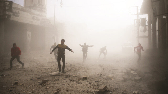 İnsanlık suçu savaşın çirkin yüzü: Kimyasal silahlar