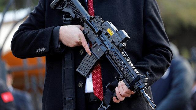 'MPT-55' milli piyade tüfeği TSK'ya teslim edildi