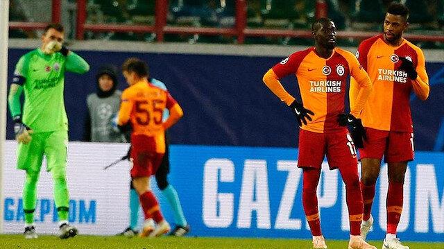 Lokomotiv Moskova 2-0 Galatasaray maç özeti izle