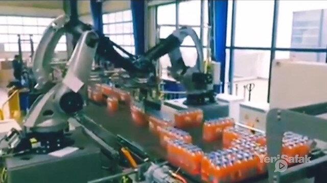 Tetris oynayan robotlar