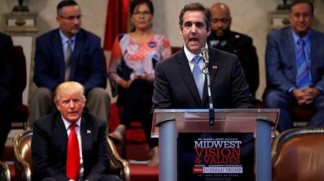 Trump'ın eski avukatı Cohen: Yalan söyledim