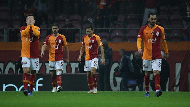 Galatasaray, ikinci yarılarda kalesini koruyamıyor