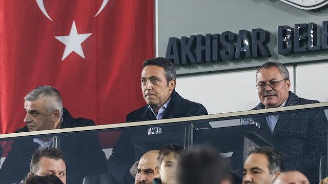 Ali Koç kötü futbola dayanamadı, stadı terk etti