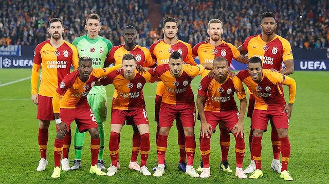 Galatasaray'ın Şampiyonlar Ligi geliri 34 milyon avro
