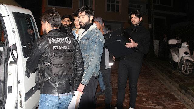 29 ilde uyuşturucu operasyonu: Youtuber kardeşler gözaltında