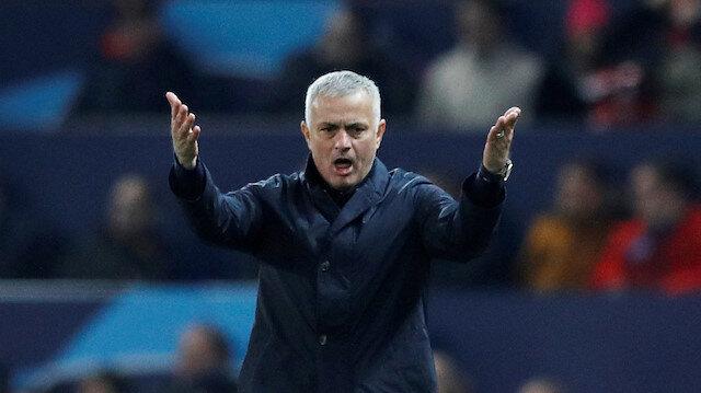 Mourinho dönemi sona erdi