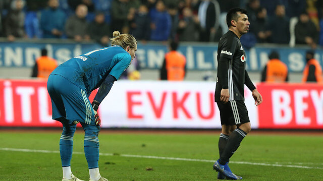 Beşiktaş perdeyi 'farklı' kapattı