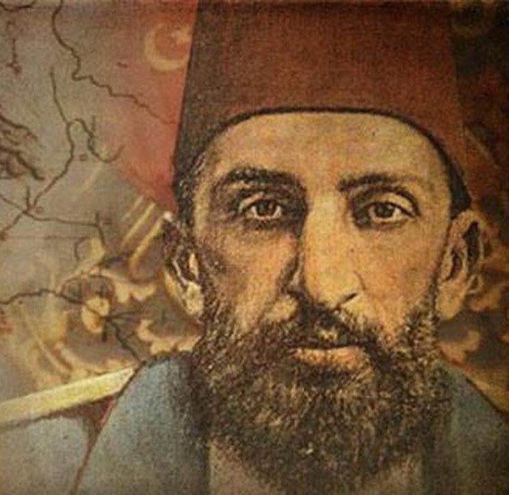 Sultan İkinci Abdülhamid Han.