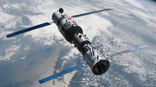 Çin'in uzay çalışmaları hızlanıyor: 'İlk iletişim uydusu uzayda'