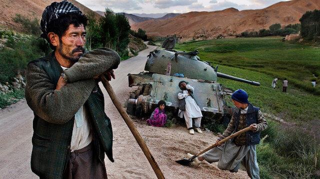 Kendine has yaşantıları ile Afganistan Hazaraları