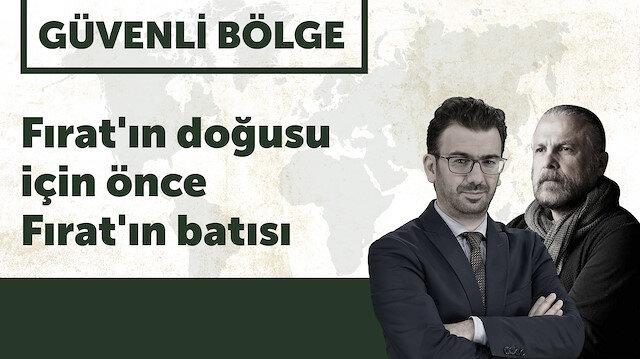 Türkiye'nin gündemi Güvenli Bölge'de konuşuldu: Fırat'ın doğusu